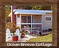 Ocean Breeze cottage